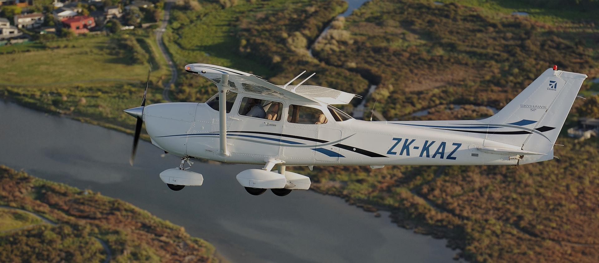 Pilot your own plane