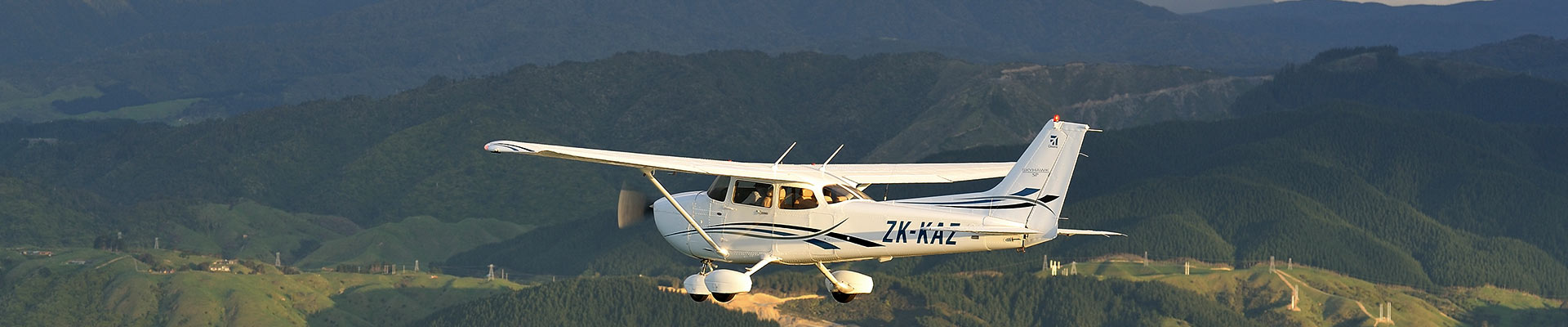Kapiti Districts Aero Club | Private Pilot's Licence (Fixed